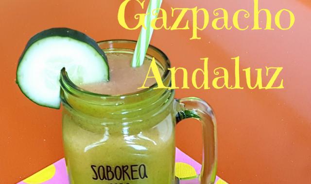 receta del gazpacho andaluz original